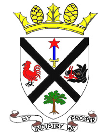 Gavinton, Fogo and Polwarth coat of arms