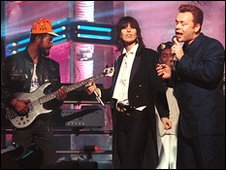 Chrissie Hynde and UB40