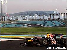 Sebastian Vettel wins the Abu Dhabi Grand Prix
