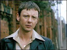 John Simm in Life on Mars
