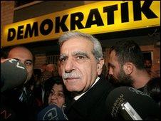 DTP chairman Ahmet Turk 11.12.09