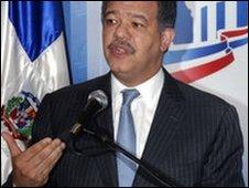 President Leonel Fernandez