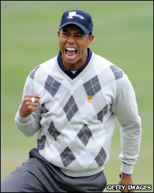 Tiger Woods (file pic: October 2009)