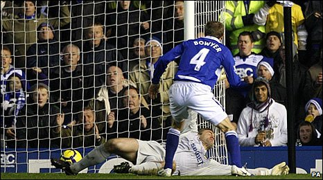 Lee Bowyer slots in Birmingham's winner