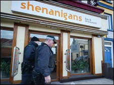 The man was assaulted outside a nightclub in Portstewart