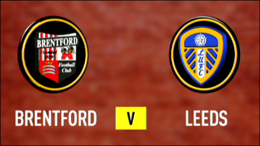 Brentford 0-0 Leeds United