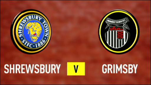 Shrewsbury 0-0 Grimsby