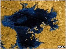 Ligeia Mare (Nasa)