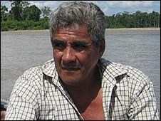 Delto Uno Mayor Pedro Donayre
