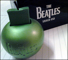 Beatles box set, USB edition