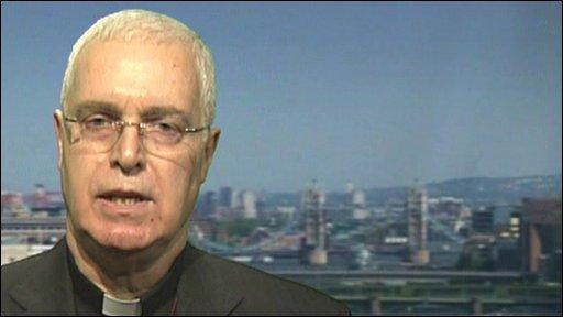 The Right Reverend Stephen Venner