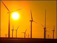 world's biggest wind farm in china