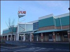 The Vue cinema
