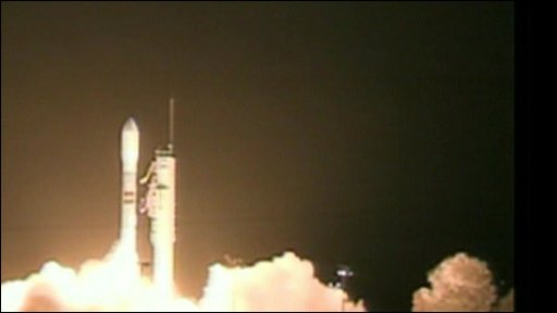 Wide-field Infrared Survey Explorer is launched