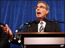 US Attorney David C. Weiss
