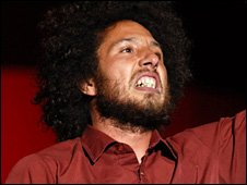 Rage Against the Machine's Zack de la Rocha