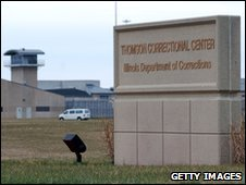 Thomson Correctional Center