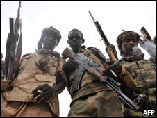 Chadian troops, file image