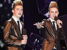 Will Jedward represent Ireland in the 2010 Eurovision Song Contest?