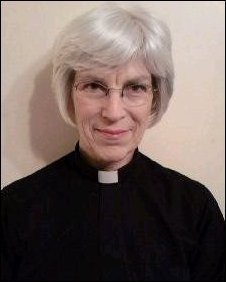 The Reverend Cannon Dr Alison Peden