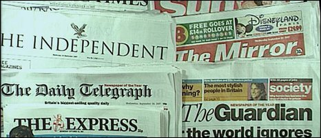 UK newspapers, Free