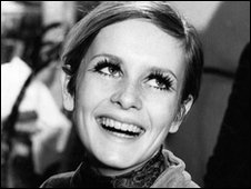Twiggy in 1960s on  'Man Alive : Top Class People'