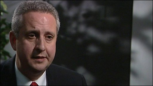 Foriegn Office Minister Ivan Lewis