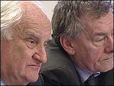 Lord Eames and Denis Bradley
