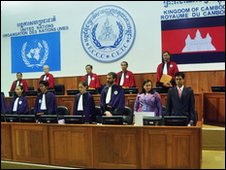 UN-backed tribunal for former Khmer Rouge leaders - 27 November 2009