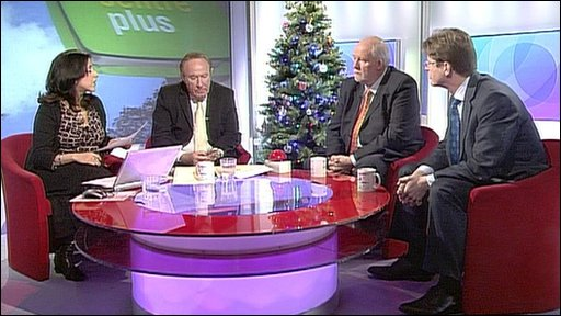 Daily Politics set