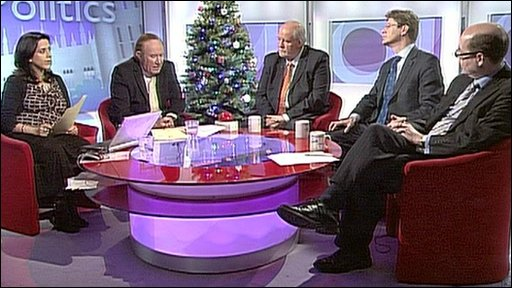 Daily Politics team