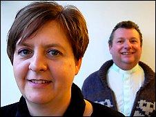 Diane and David Stevenson