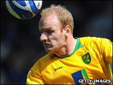 Former Norwich City captain Gary Doherty