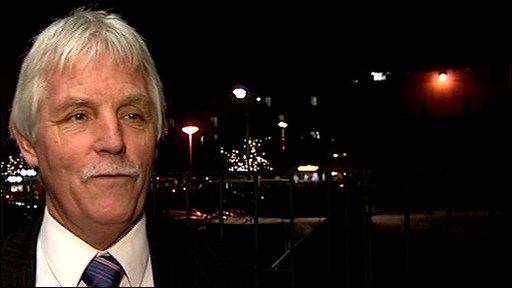 Plymouth Argyle vice-chairman Paul Stapleton