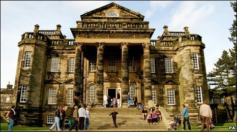 Seaton Delaval Hall