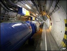 LHC (AP)