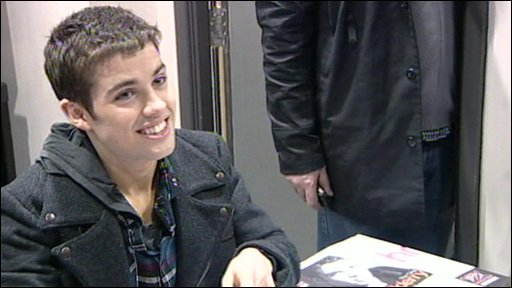 Joe McElderry