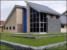 Llangefni school
