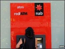 NAB bank branch