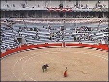 Bullfight, Barcelona