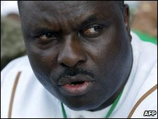 James Ibori, file image