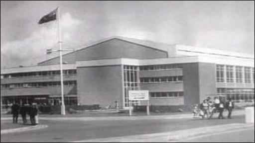 Afan Lido in 1966