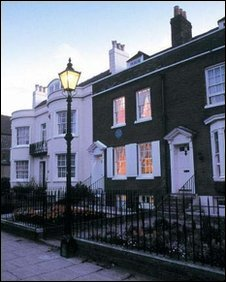 Charles Dickens's Birthplace Museum