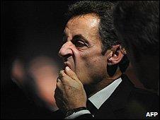 Nicolas Sarkozy (Image: AFP)