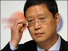 China's Vice Foreign Minister He Yafei (Image: AFP)
