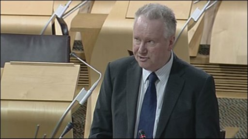 Housing Minister Alex Neil opened the debate