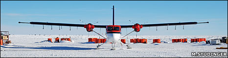 Twin Otter (M.Studinger)