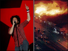 Rage Against The Machine and Los Angeles