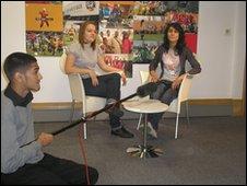 TV workshop