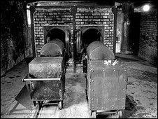 Auschwitz-Birkenau crematoria
